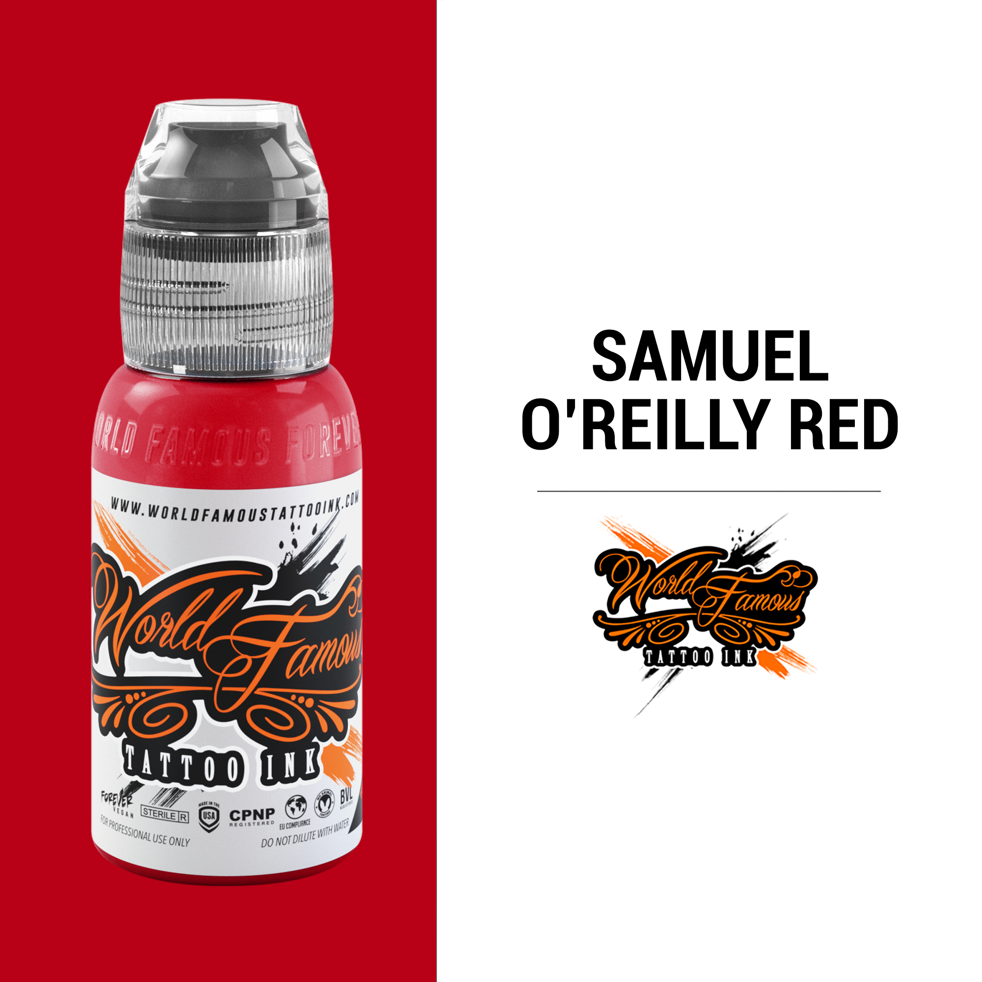 WF Samuel O'Reilly Red