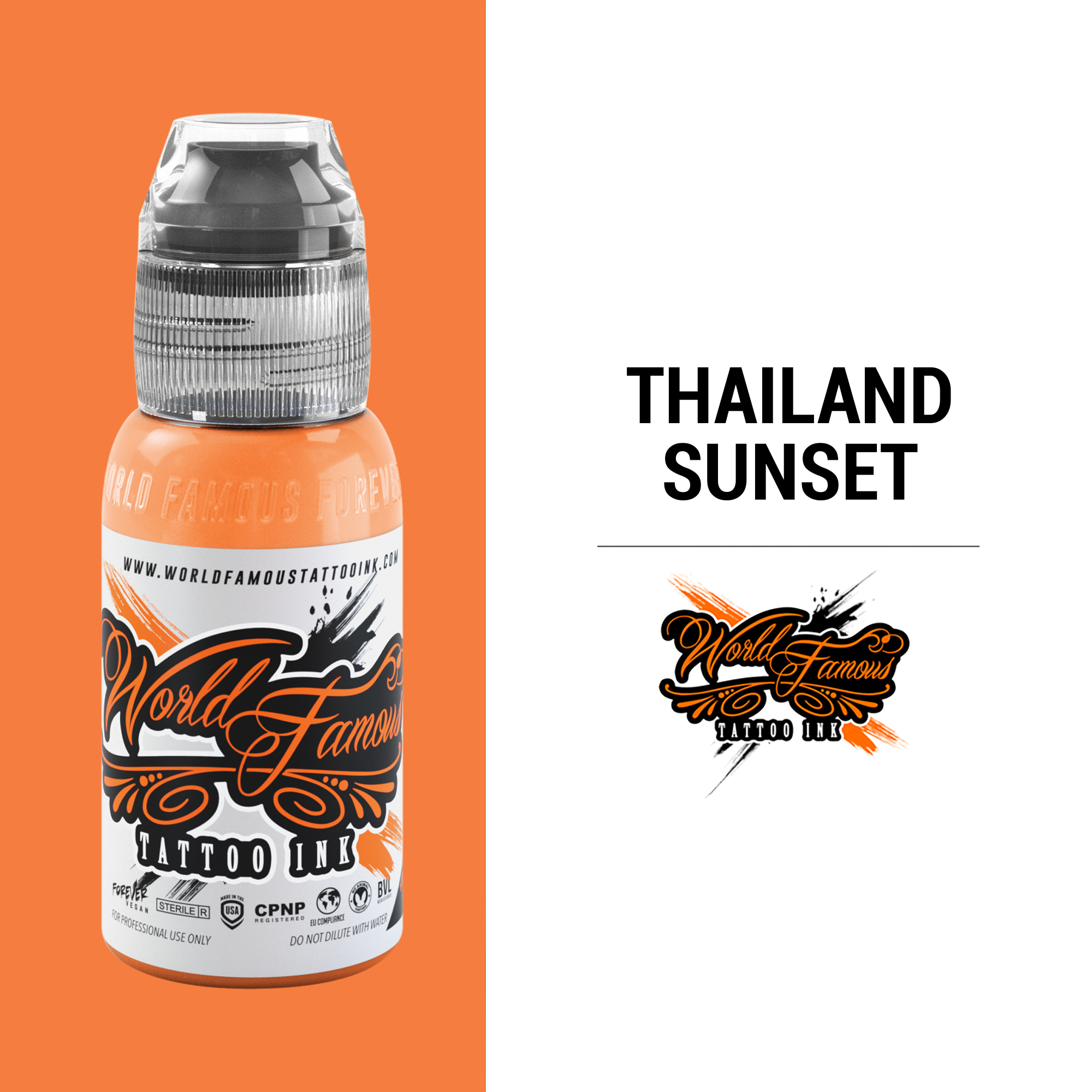 WF Thailand Sunset