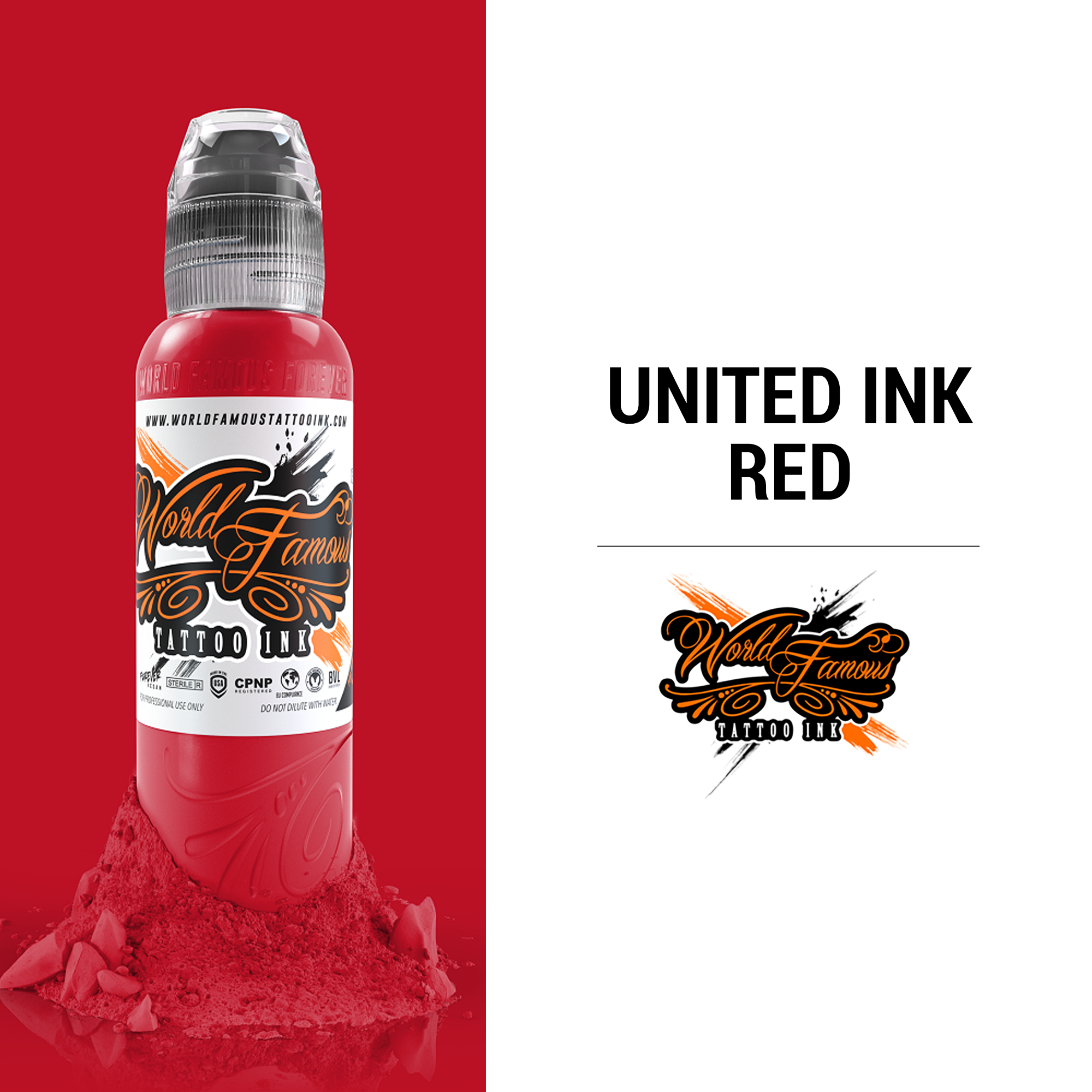 WF United Ink Red
