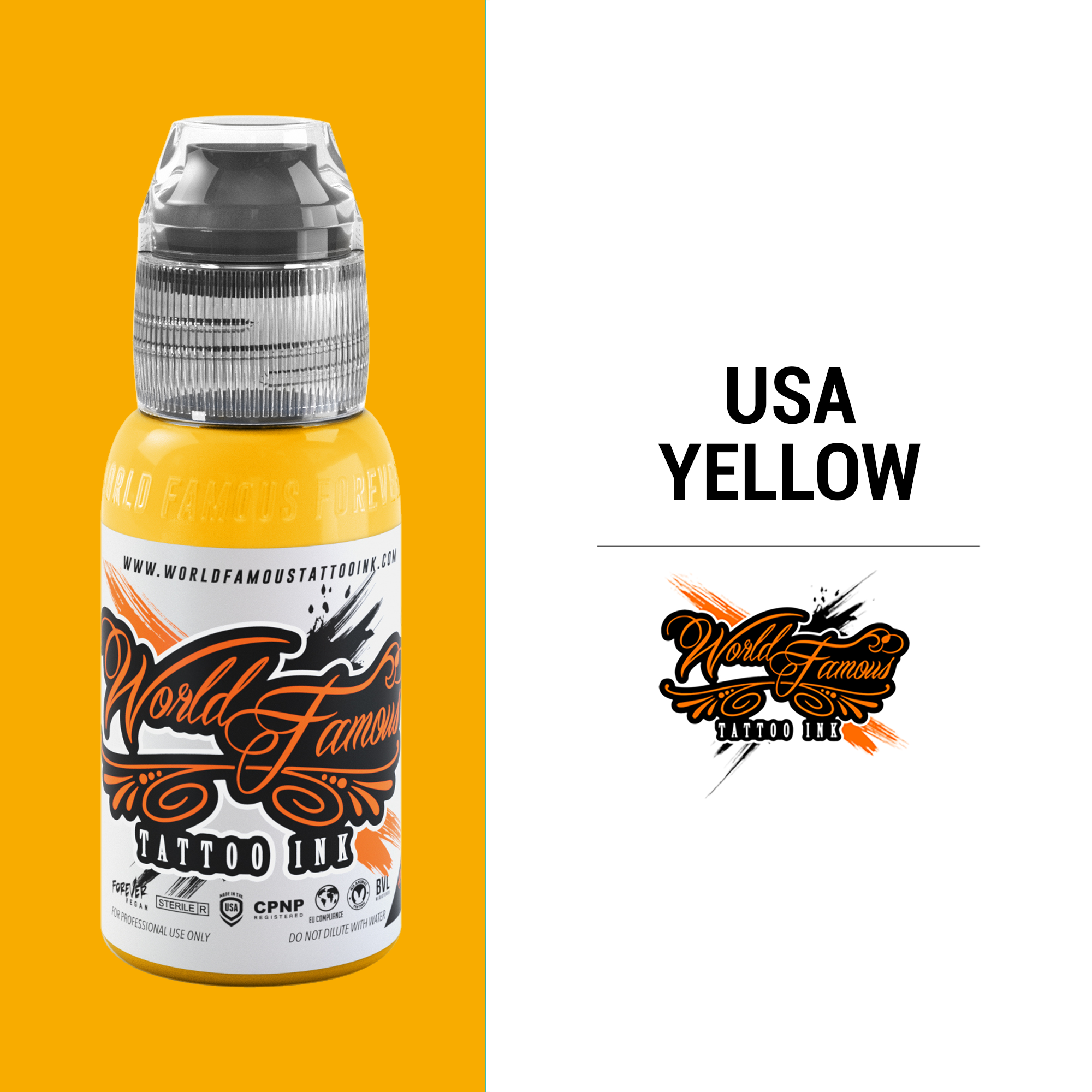 WF USA Yellow