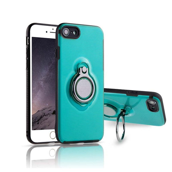 Fashion Luxury Case with Magnetic Bracket for iPhone Xs XsMax Xr X 8 7/plus