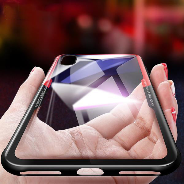brand new ae764 15fc9 Newest Soft Edge Ultra-thin Transparent Case For iPhone X 10