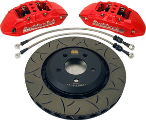 Buddy Club Racing Spec Brake Kit FT86 12+ 4pot 2pc/330mm Red Front