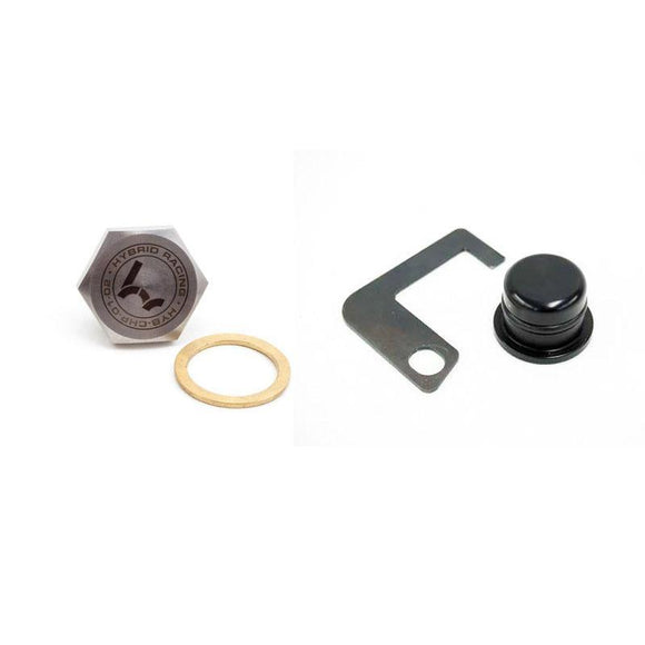 Heater Delete kit (include thermo housing plug and bracket & head plug) K Series Universal