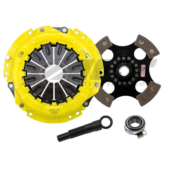 ACT XT/Race Rigid 4 Pad - LE1-XTR4 Lotus Elise 05-11 Exige 06-10