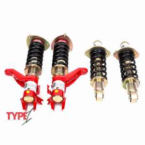 FUNCTION & FORM TYPE 1 COILOVER: FOR HONDA CIVIC SI 02-05 EP3