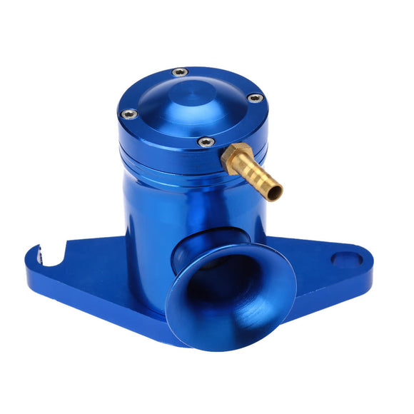 Top Mount Turbo BOV Blow Off Valve for Subaru WRX 02-07 Blue