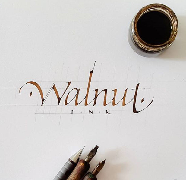Making Walnut Ink