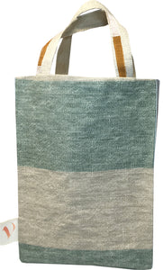 Back View - Celadon A4 Tote