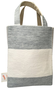 Back View - Cloud A4 tote