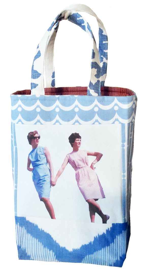 Pho-Tote: Personalised Tote Bag with your choice of photo