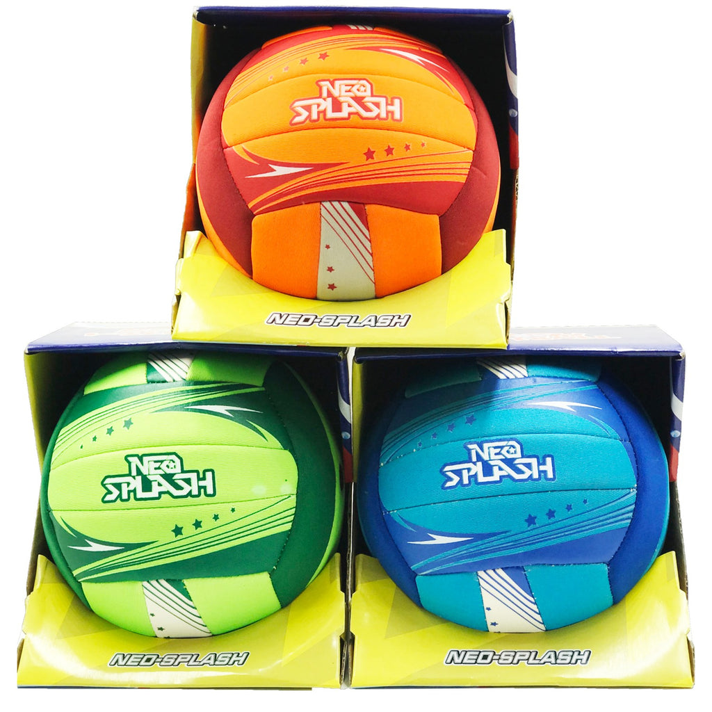 Pelota Volley Ball Playa Mini Neo Splash