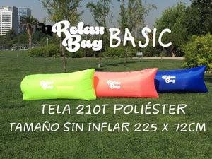 Basic 210T Poliester Royal Blue