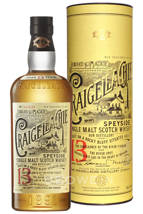 Craigellachie 13 Year Old