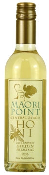 Maori Point Late Harvest Honi Golden Riesling