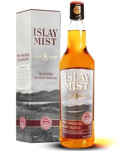 Islay Mist 8YO Blended Scotch Whisky