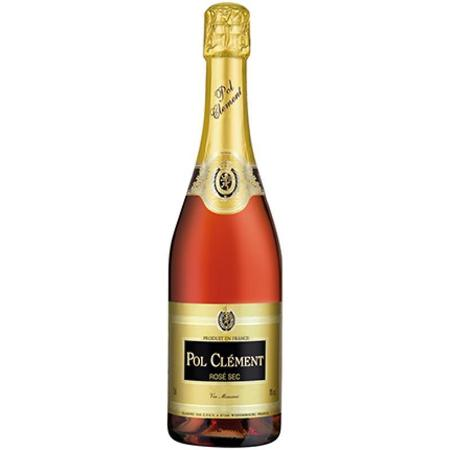 Sparkling Pol Clement Rose