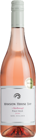 Mansion House Bay Pinot Noir Rosé