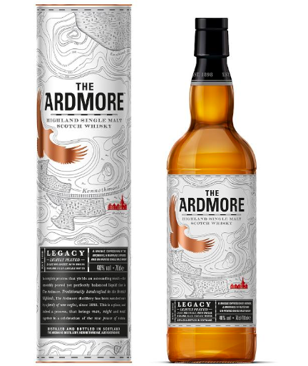 Ardmore Legacy Whisky
