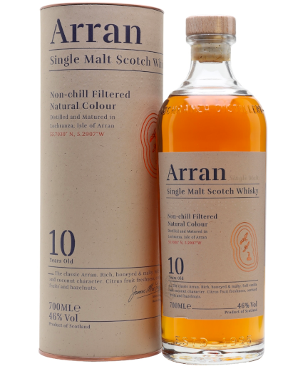 The Arran 10 Year Old