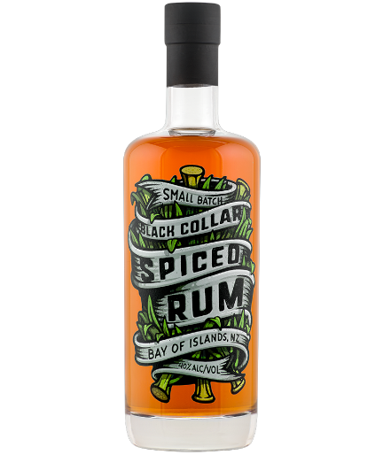 Black Collar Spiced Rum