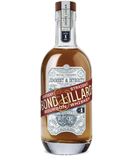 Bond & Lillard Kentucky Bourbon Whiskey 375ml