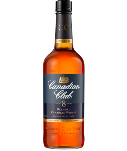 Canadian Club 8yo