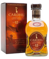 Cardhu 12yo Single Malt Scotch