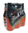 Carling Black Label 330ml - 6 pack