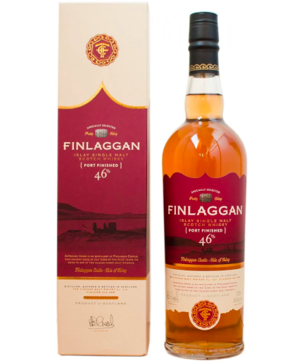 Finlaggan Port Finish