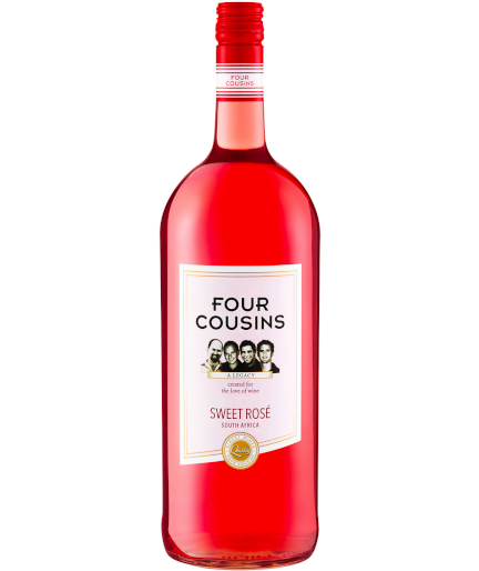 Four Cousins Sweet Rosé
