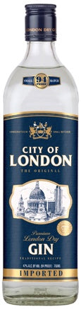 City of London - London Dry