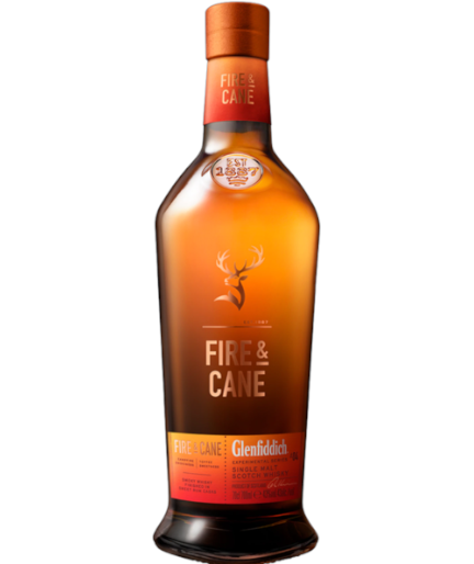 Fire & Cane Experimental Single Malt Whisky