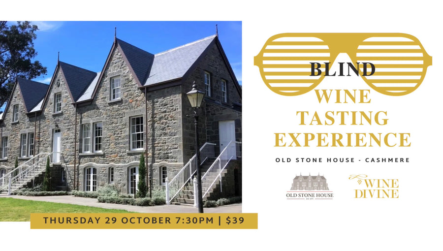 Blind Wine Tasting Experience at The Old Stone House - 29 October