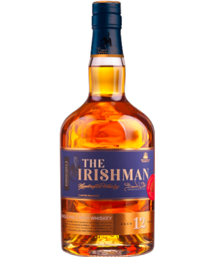 The Irishman 12yo Whiskey