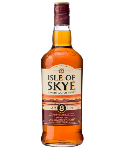 Isle Of Skye 8YO Blended Scotch Whisky