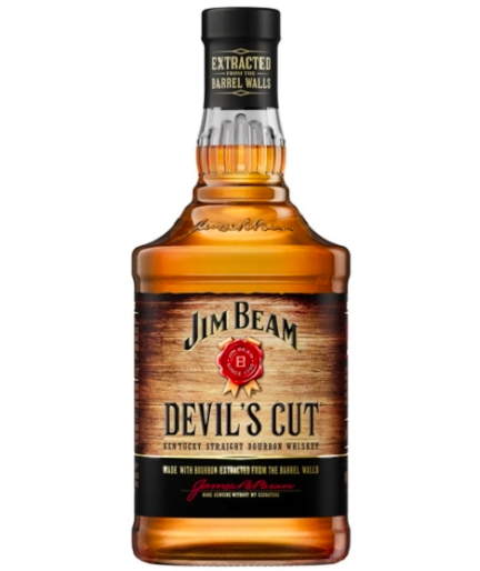 Jim Beam Devil's Cut - 1.0Ltr