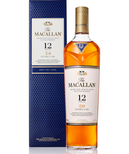 Macallan Double Cask - 12YO