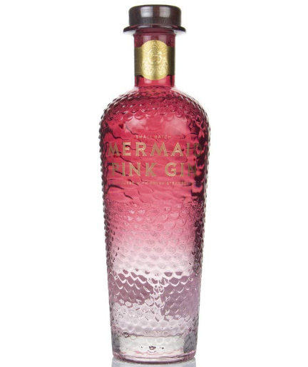 Mermaid Pink Gin