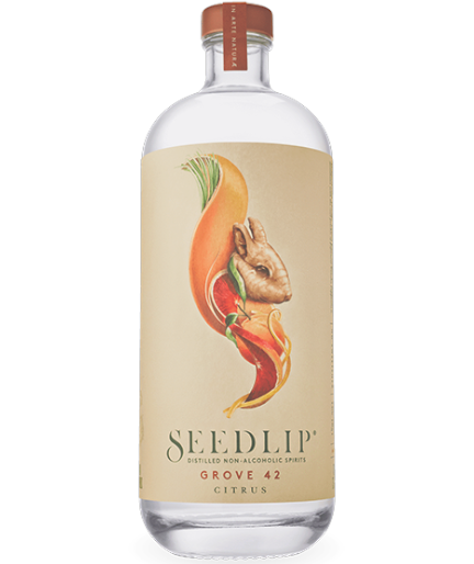 Seedlip 0% Gin - Grove 42