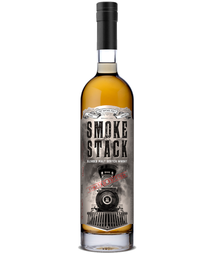 Smokestack Blended Malt Scotch Whisky