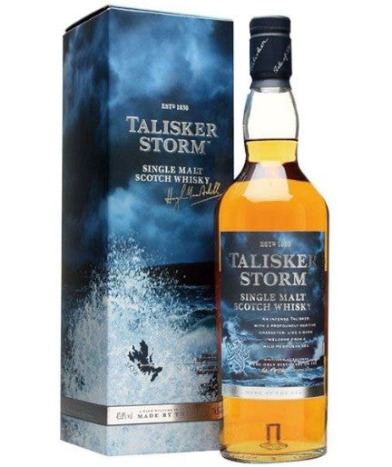 Talisker Storm Scotch Whisky - 700ml