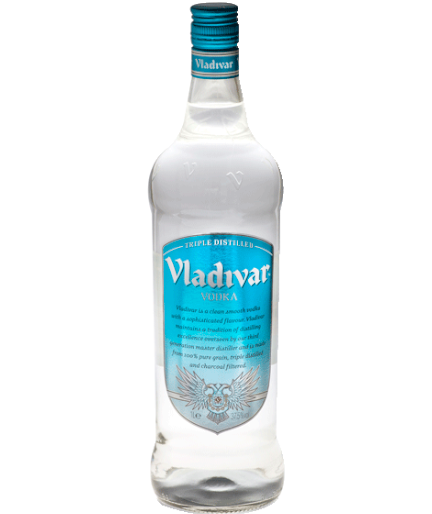 Vladivar Vodka 1L