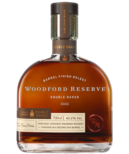 Woodford Reserve Double Oak Bourbon - 700ml