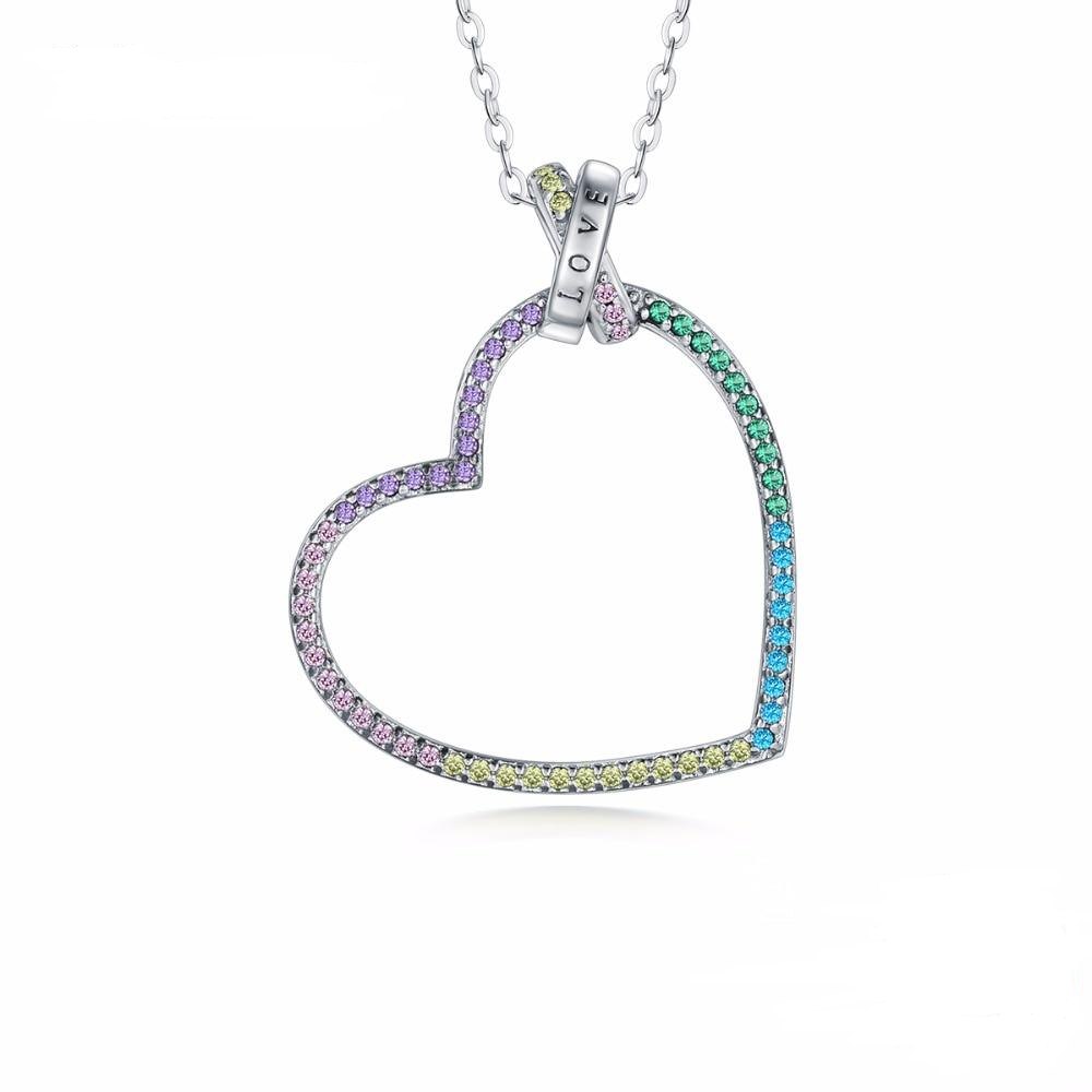 Fantastic Heart Pendant Necklace