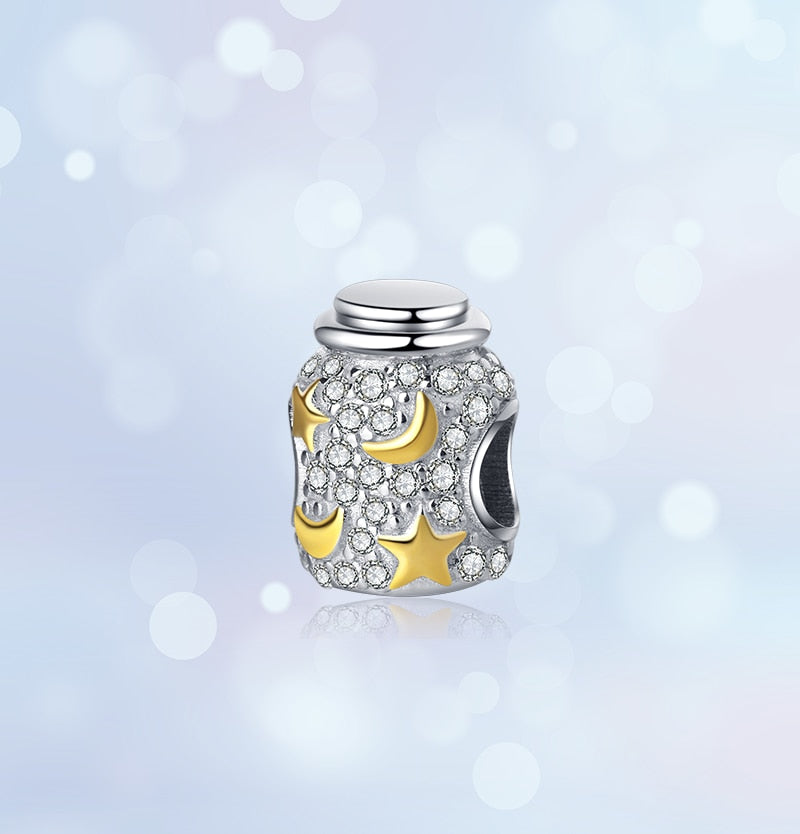 Wishes Bottle Charms