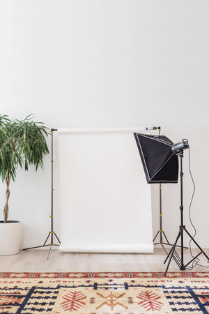 Photography Lighting, Backdrops, and Accessories #ShabbySmart