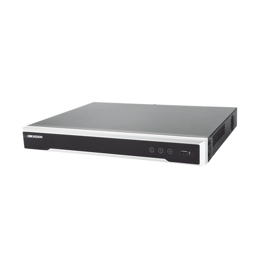 NVR 12 MEGAPIXEL (4K) / 16 CANALES / H.265+ / HIK-CONNECT / SWITCH POE 300 MTS / 2 HDD / HDMI EN 4K-Nvrs-HIKVISION-DS-7616NI-I2/16P-Bsai Seguridad & Controles