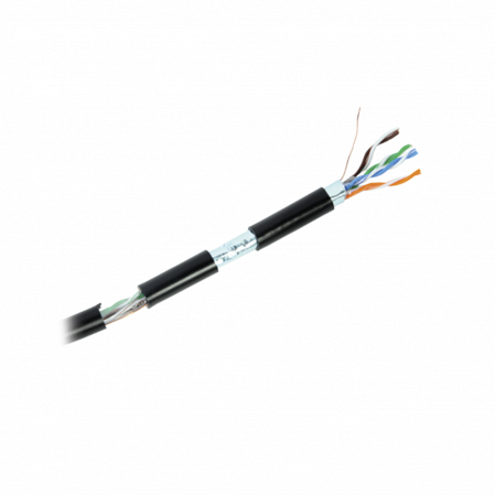 CABLE CAT5E LINKEDPRO BLINDADO TIPO FTP PARA AMBIENTES EXTREMOS 100% COBRE-Cableado-LINKEDPRO-PRO-CAT-5-EXT-Bsai Seguridad & Controles