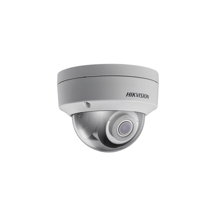 DOMO IP 4 MEGAPIXEL / 30 MTS IR EXIR / EXTERIOR IP67 / IK10 / LENTE 2.8 MM / WDR / POE / AUDIO Y ALARMAS-Cámaras IP-HIKVISION-DS-2CD2143G0-IS-Bsai Seguridad & Controles